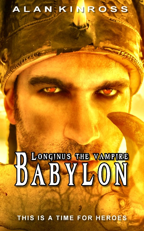 Longinus the Vampire Babylon Book
