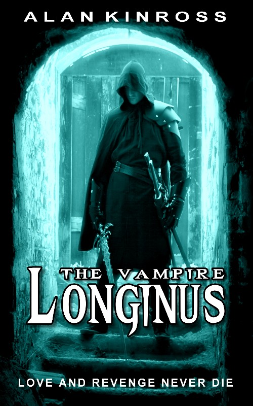Longinus the Vampire Book