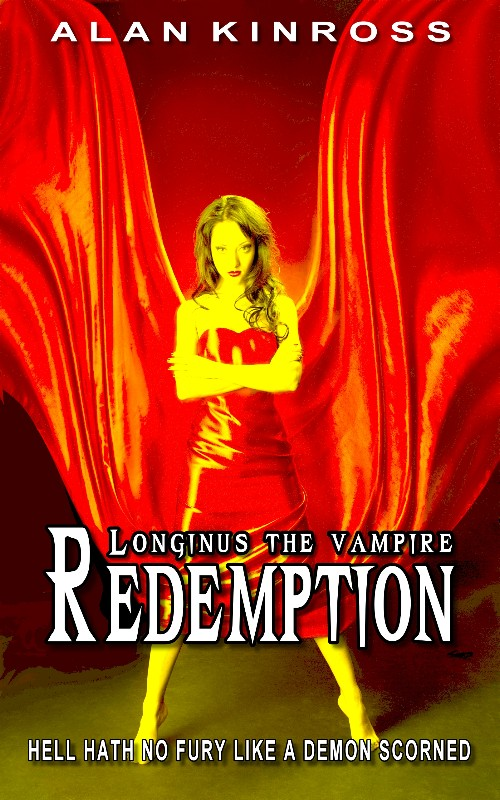 Longinus the Vampire Redemption Book