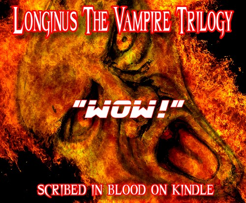 Longinus the Vampire Book Trilogy 11
