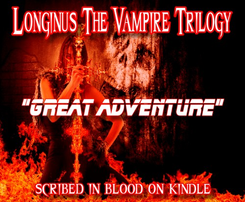 Longinus the Vampire Book Trilogy 12