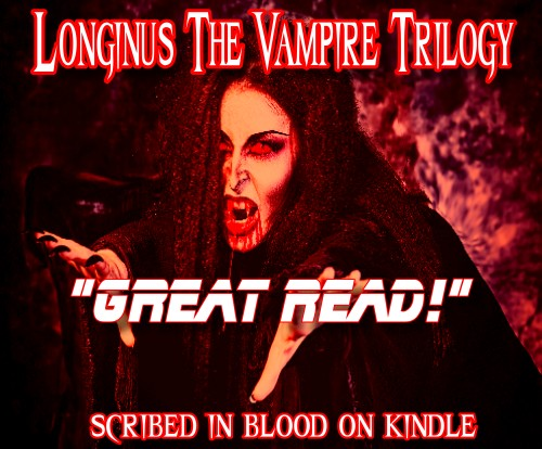 Longinus the Vampire Book Trilogy 16