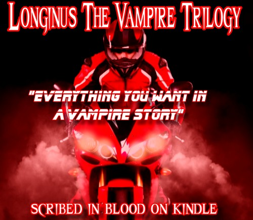 Longinus the Vampire Book Trilogy 2