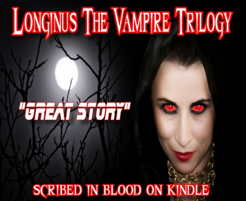 Longinus the Vampire Book Trilogy 8