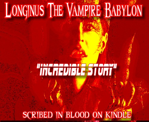Longinus The Vampire Babylon 12