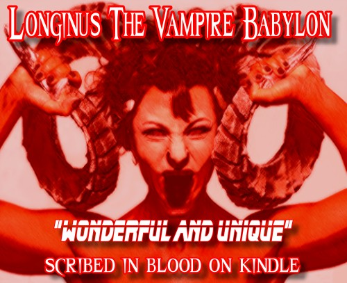 Longinus The Vampire Babylon 13