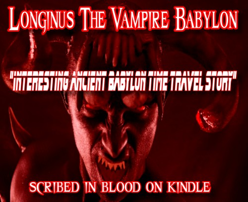 Longinus The Vampire Babylon 14