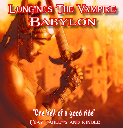 Longinus The Vampire: Babylon 4