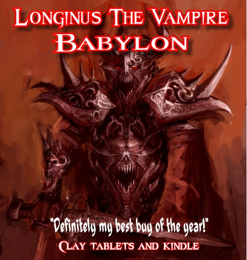 Longinus The Vampire Babylon 5