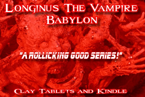 Longinus The Vampire Babylon 6