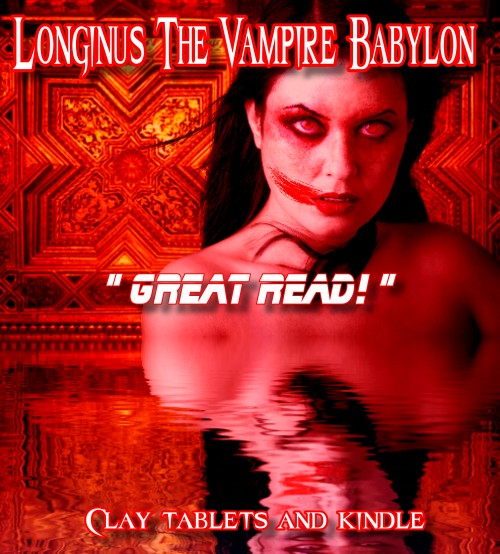 Longinus The Vampire Babylon 7