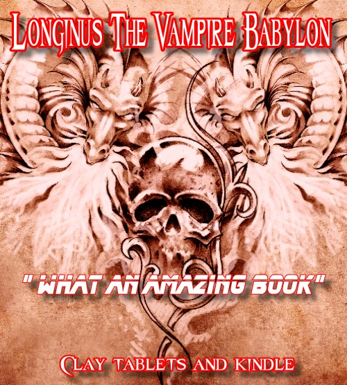 Longinus The Vampire Babylon 8