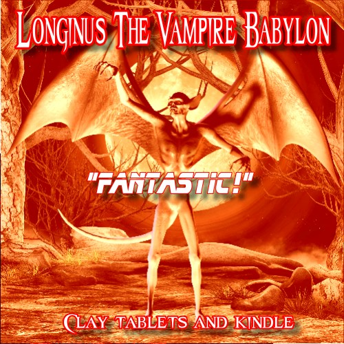 Longinus The Vampire Babylon 9